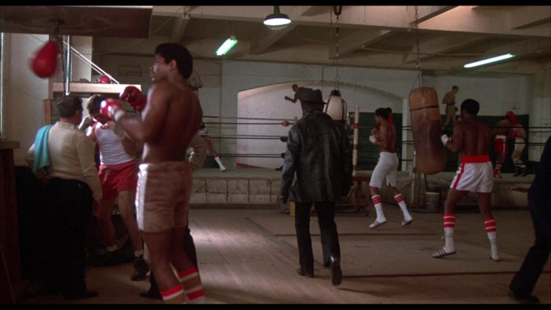 Adidas Boxing Boots in Rocky (1976) - Movie Product Placement