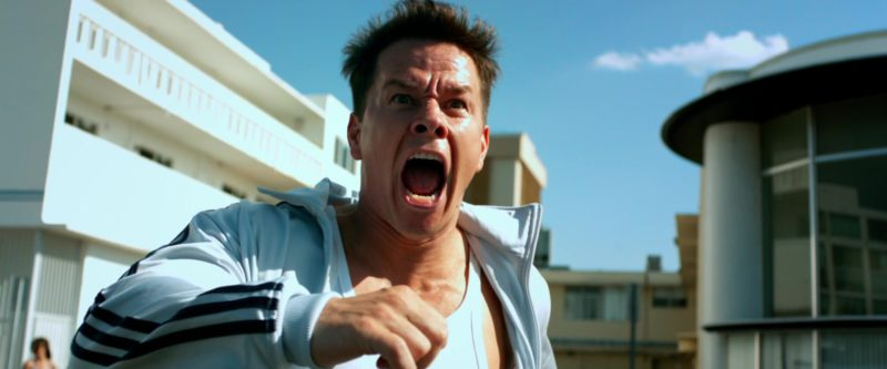 Adidas Men's Jacket Worn by Mark Wahlberg in Pain & Gain (2013) - Movie Product Placement
