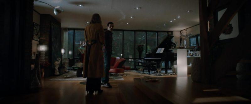Adidas Sneakers (Black) Worn by Rami Malek (Freddie Mercury) in Bohemian Rhapsody (2018) - Movie Product Placement