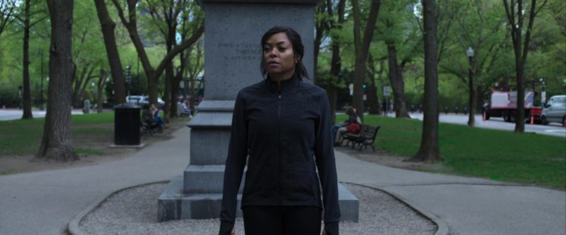 Adidas Women's Jacket Worn by Taraji P. Henson in Proud Mary (2018) Movie Product Placement
