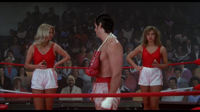 Adidas Women's Shorts & Everlast Shorts Worn by Sylvester Stallone in Rocky 2 (1979) - Movie Product Placement