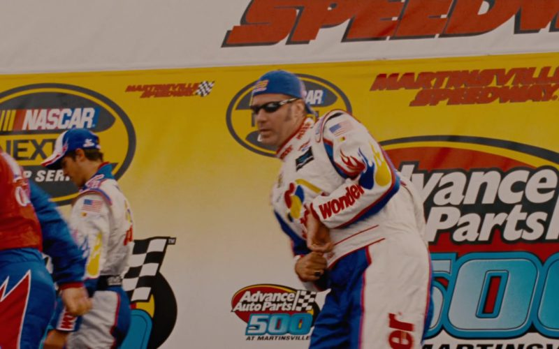 Advance Auto Parts, Nascar Nextel Cup Series, Wonder Bread (1)