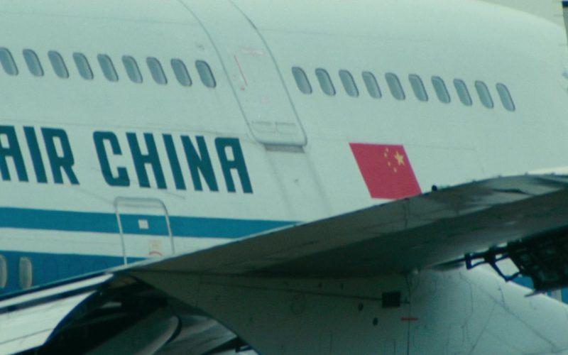 Air China Aircraft in The Karate Kid (1)