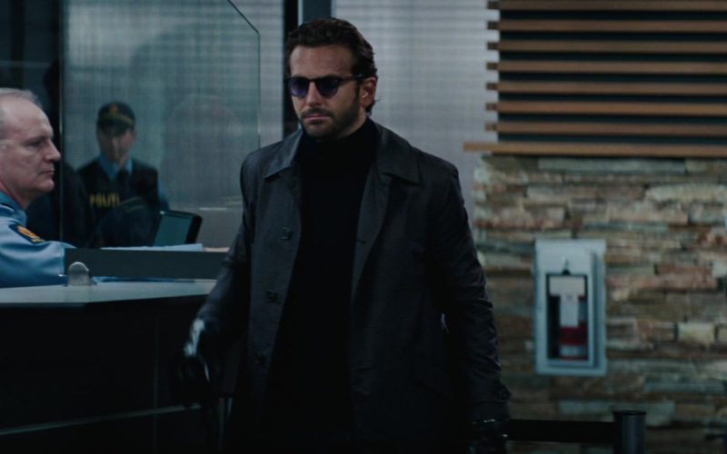 Allyn Scura Legend Sunglasses Worn by Bradley Cooper in The A-Team (1)
