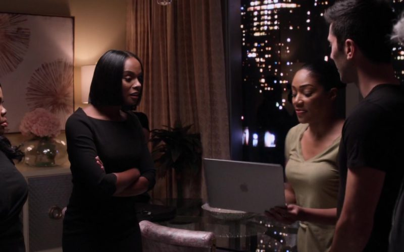 Apple Laptop Used by Tiffany Haddish in Nobody's Fool