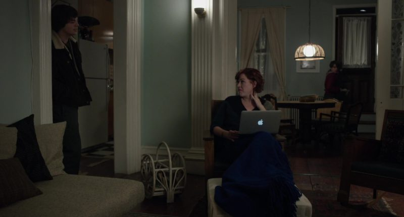 Apple MacBook Air Laptop Used by Molly Ringwald in All These Small Moments (2018) - Movie Product Placement