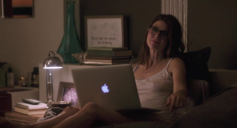 Apple MacBook Pro 15-Inch Laptop Used by Marisa Tomei in Dark Was the Night (2018) - Movie Product Placement