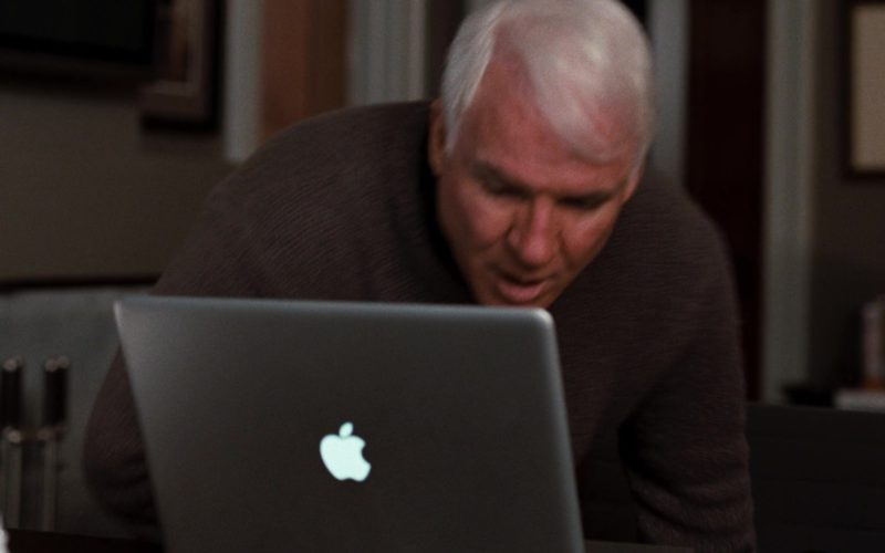Apple MacBook Pro Laptop Used by Steve Martin in It's Complicated (3)