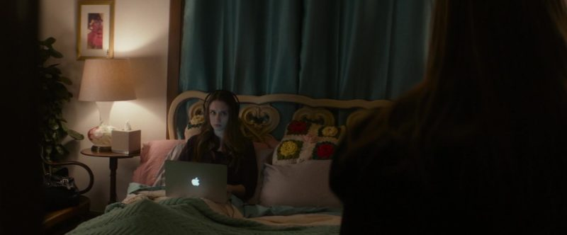 Apple MacBook Pro Laptop Used by Taissa Farmiga in What They Had (2018) Movie Product Placement