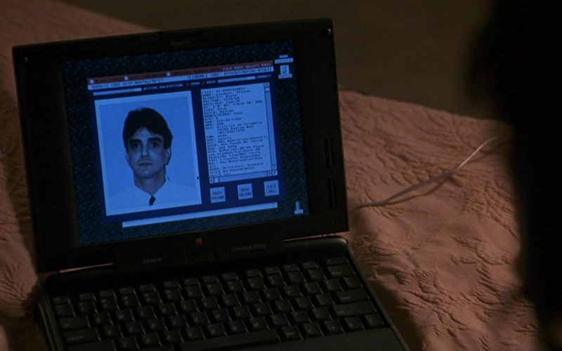 Apple Macintosh PowerBook Laptop Used by John Cusack in Grosse Pointe Blank (1)