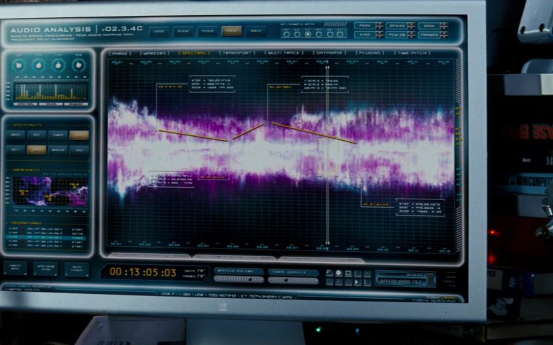 Apple Thunderbolt Display in Transformers (1)