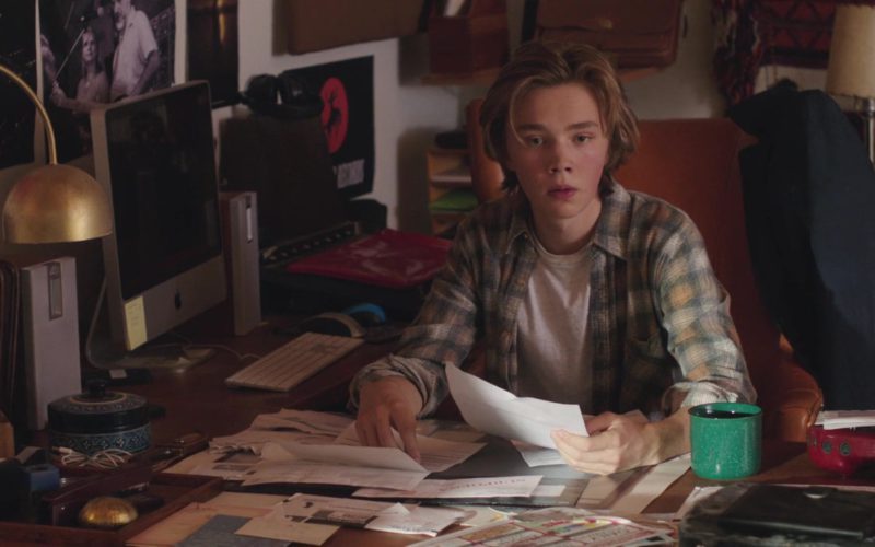 Apple iMac Computer Used by Charlie Plummer in Dark Was the Night
