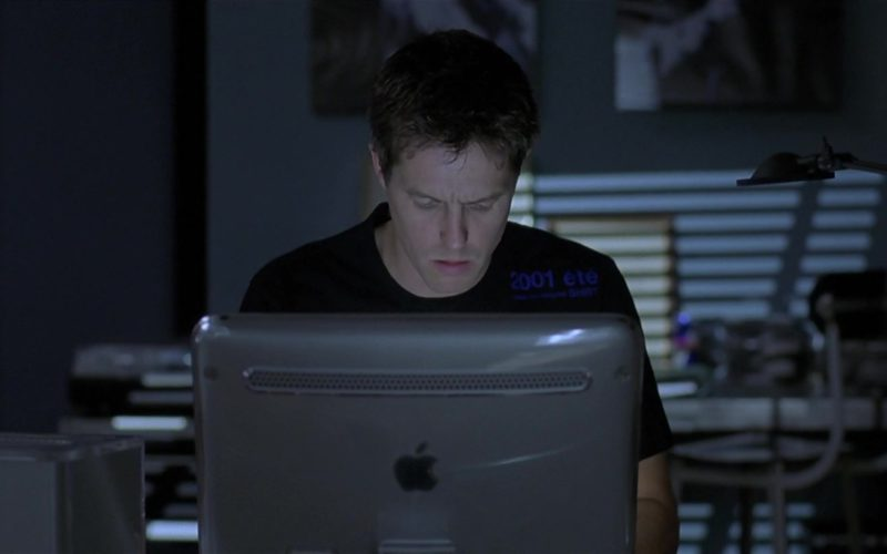 Apple iMac Computer Used by Hugh Grant in About a Boy (1)