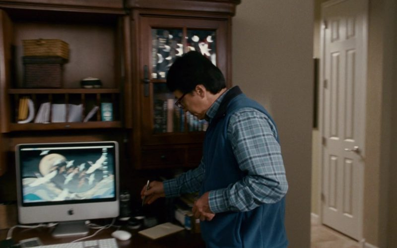 Apple iMac Computer Used by Jackie Chan in The Spy Next Door (1)
