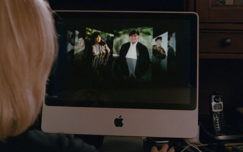 Apple iMac Computer Used by Katherine Boecher in The Spy Next Door (3)