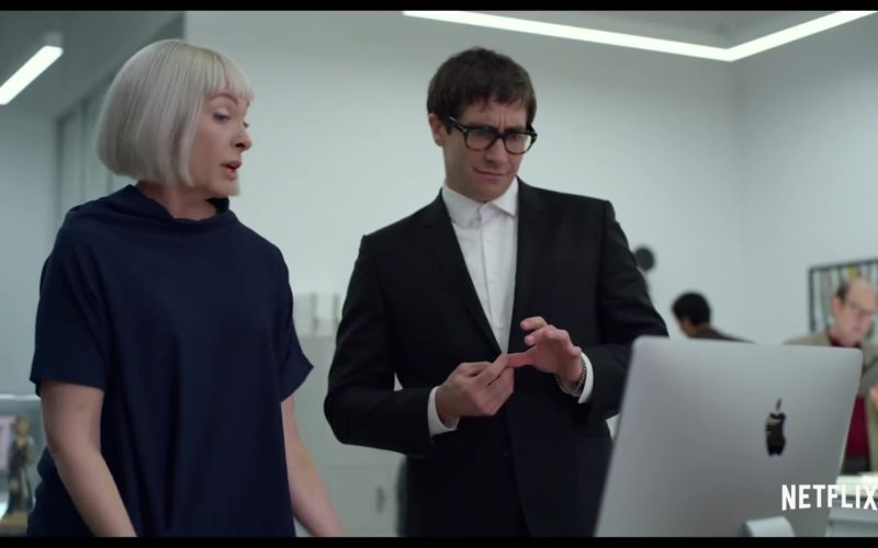 Apple iMac Computer Used by Toni Collette and Jake Gyllenhaal in Velvet Buzzsaw (1)