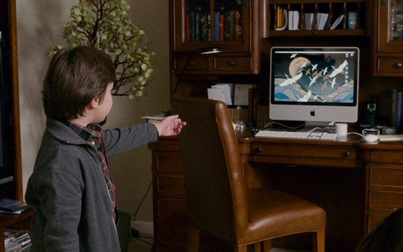 Apple iMac Computer Used by Will Shadley in The Spy Next Door (1)