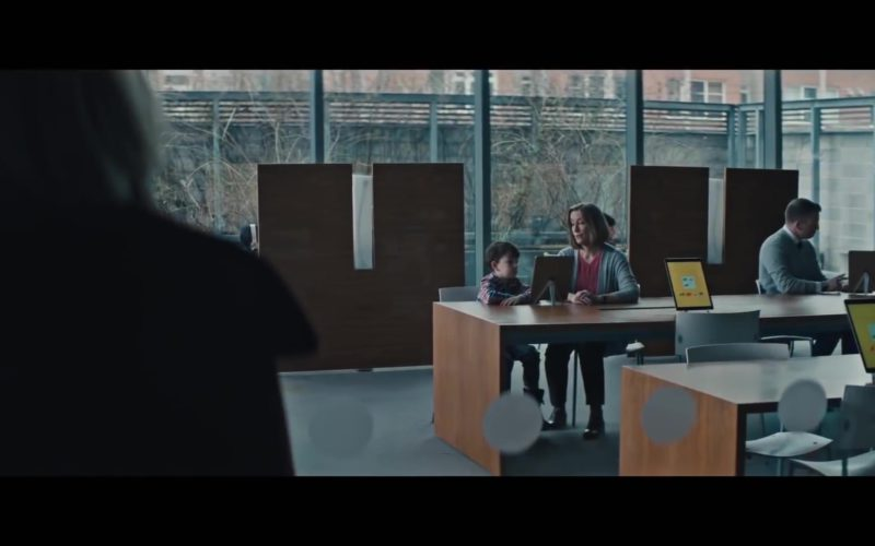 Apple iPad Used by Jackson Robert Scott in The Prodigy (1)