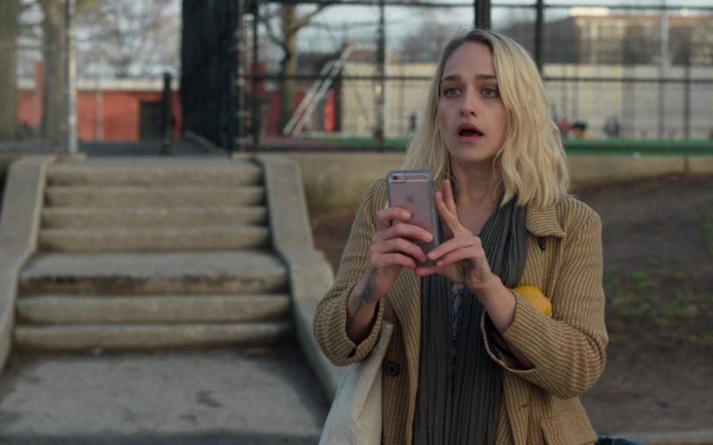 Apple iPhone Used by Jemima Kirke in All These Small Moments (1)