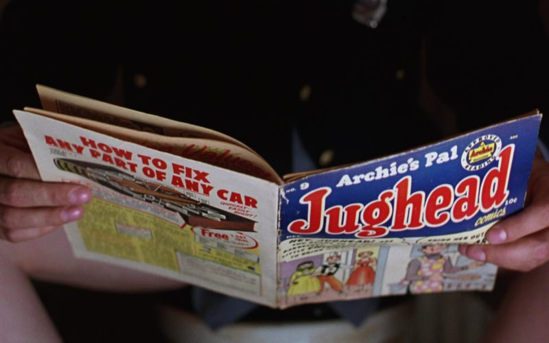 Archie Comics Jughead in The Shawshank Redemption