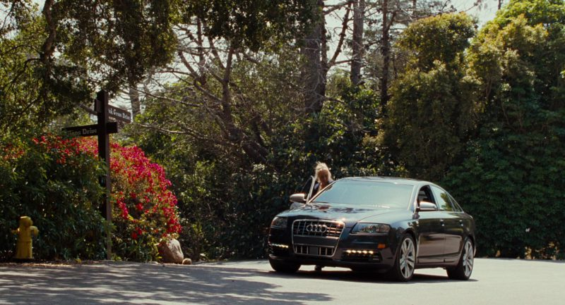 Audi S6 C6 Car Used by Steve Martin in It's Complicated (2009) Movie Product Placement