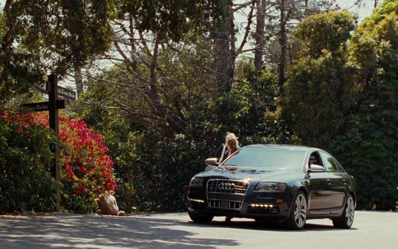 Audi S6 C6 Car Used by Steve Martin in It's Complicated