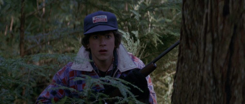 BFGoodrich Cap in Rambo: First Blood (1982) Movie Product Placement
