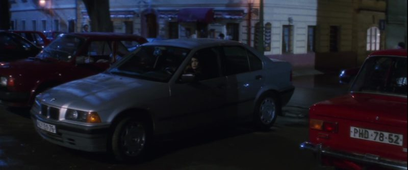 BMW 316i [E36] Car in Mission: Impossible (1996) Movie