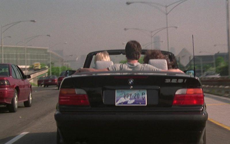 BMW 328i Cabrio [E36] Car Driven by Cameron Diaz in My Best Friend's Wedding (1)