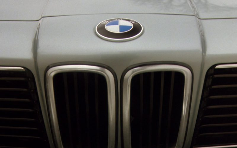 BMW 633 CSi [E24] Car in The Breakfast Club (1)