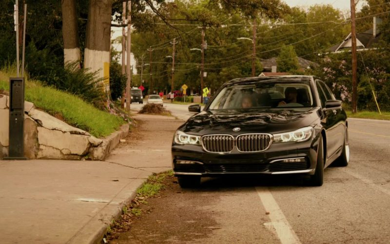 BMW 7 Series Car Driven by Anthony Mackie in The Hate U Give (4)