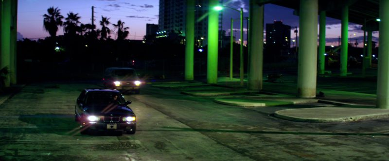 BMW 750iL [E32] Car in Pain & Gain (2013) - Movie Product Placement