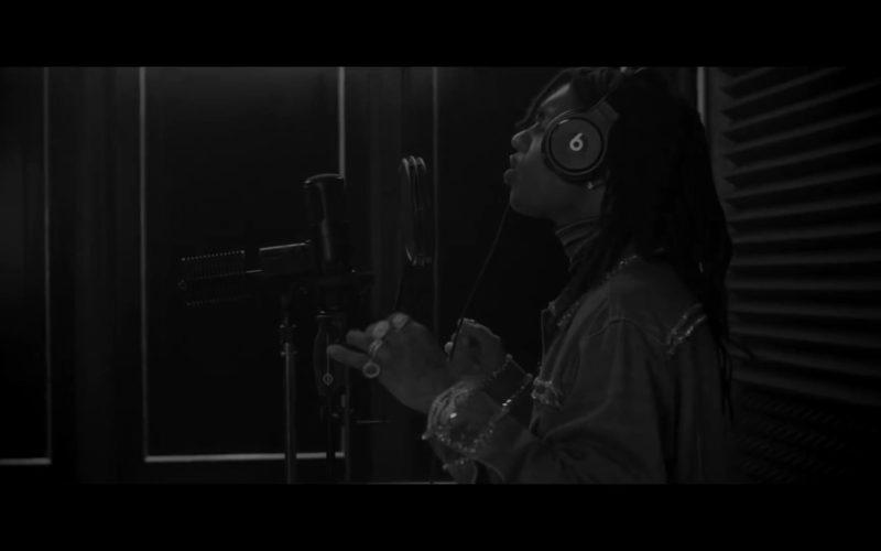 Beats Headphones Worn by Swae Lee in Sunflower (1)