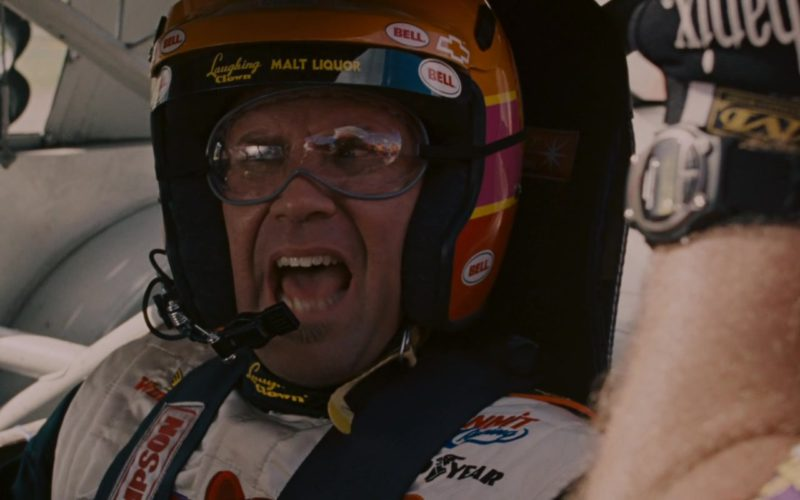 Bell Helmet Worn by Will Ferrell in Talladega Nights The Ballad of Ricky Bobby (1)