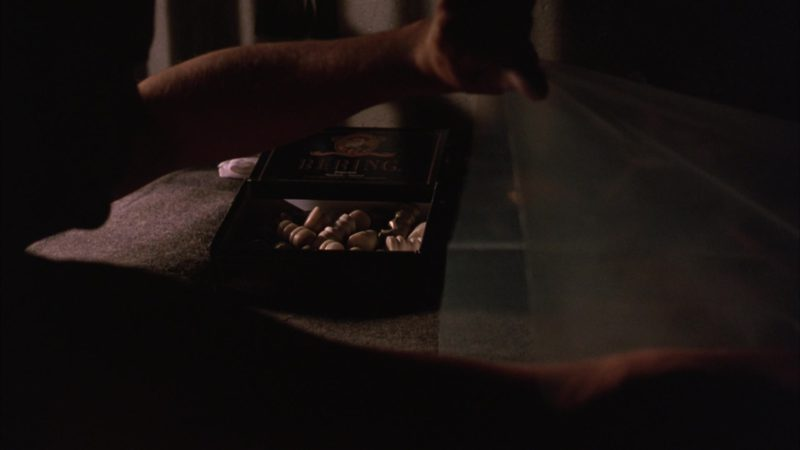 Bering Cigar Box in The Shawshank Redemption (1994) Movie Product Placement