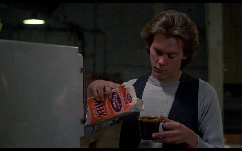 Berkeley Farms Milk Held by Kevin Bacon in Quicksilver (1)