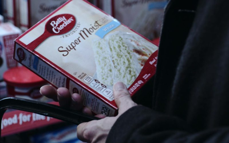 Betty Crocker Super Moist White Cake Mix in Polar