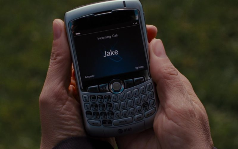 Blackberry Mobile Phone X AT&T Used by Meryl Streep in It's Complicated (1)