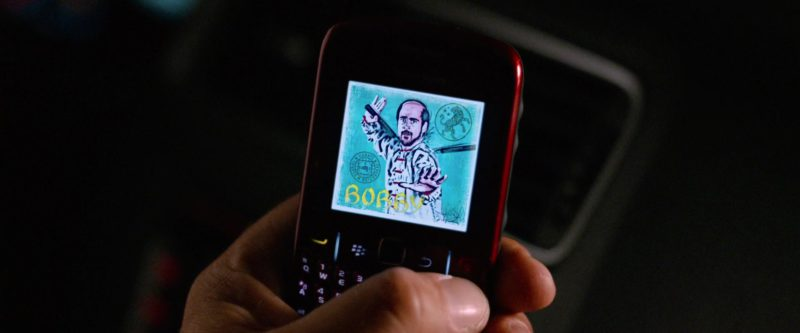 Blackberry Mobile Phone in Horrible Bosses (2011) - Movie Product Placement