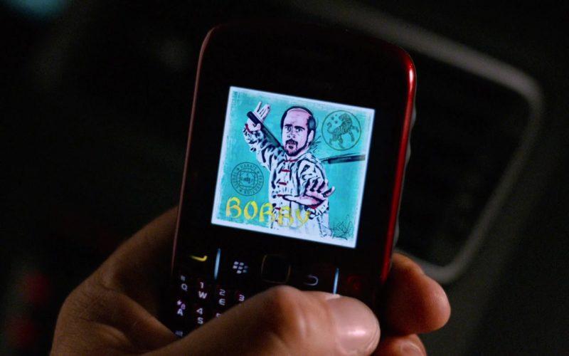 Blackberry Mobile Phone in Horrible Bosses (1)