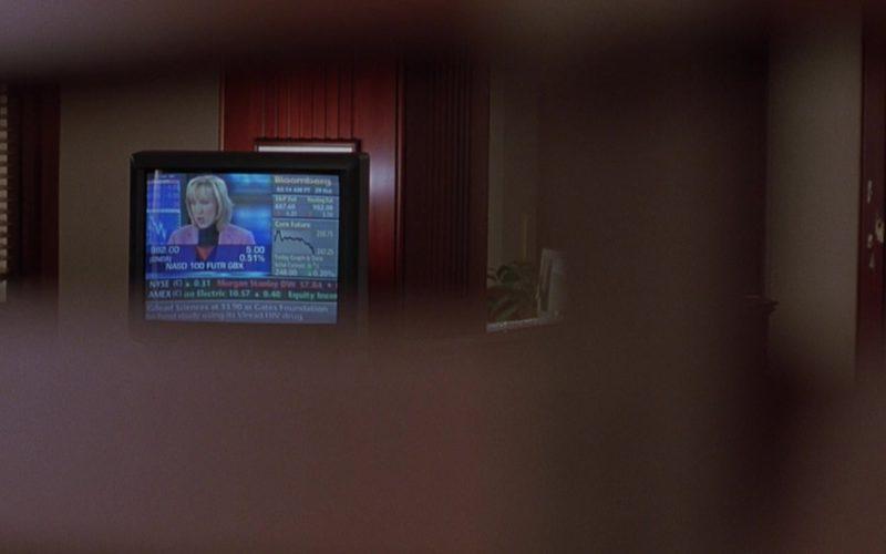 Bloomberg TV Channel in Runaway Jury (1)