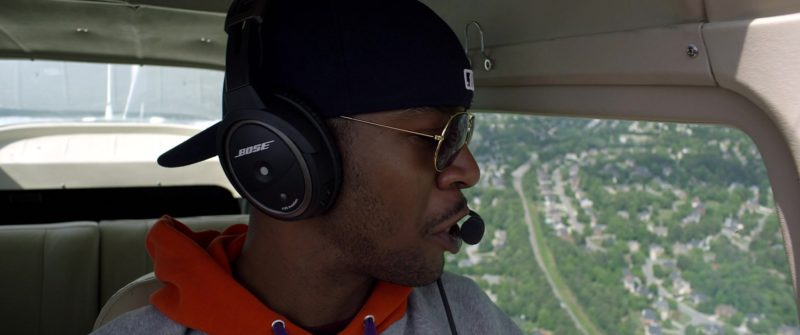 Bose Headset Used by Kid Cudi in Need for Speed (2014) - Movie Product Placement