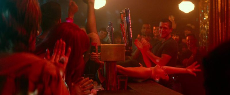 Bud Light Beer in A Star Is Born (2018) - Movie Product Placement