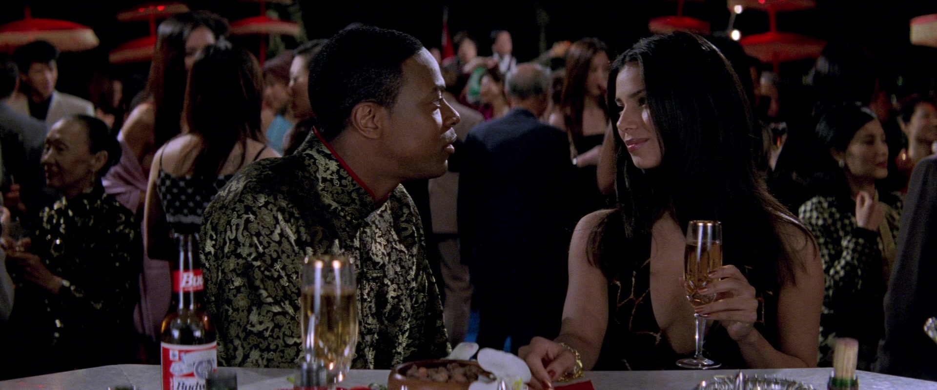 Budweiser Beer In Rush Hour 2 2001