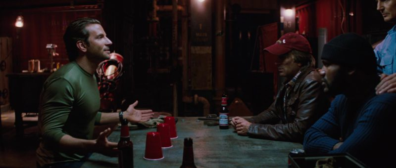 Budweiser Beer in The A-Team (2010) Movie Product Placement