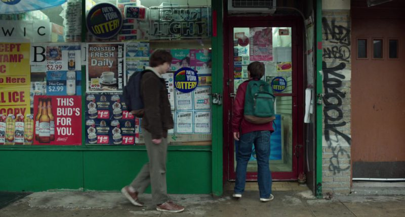 Budweiser, Bud Light, Corona Extra, Modelo, New York Lottery, Pampers in All These Small Moments (2018) - Movie Product Placement
