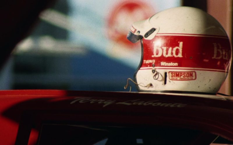 Budweiser, Winston, Simpson Race Products in Days of Thunder