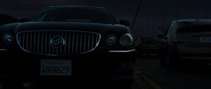 Buick LaCrosse Car in The Day the Earth Stood Still (2008) Movie Product Placement