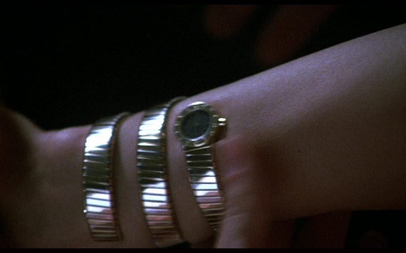 Bulgari Watch Worn by Talia Shire in Rocky 4