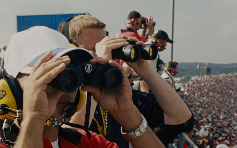 Bushnell Binocular in Talladega Nights The Ballad of Ricky Bobby